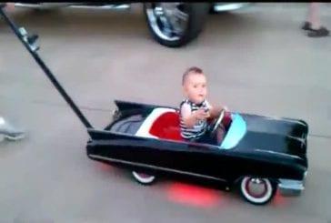 Poussette de bébé Cadillac