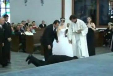 Quand un mec épileptique se marie