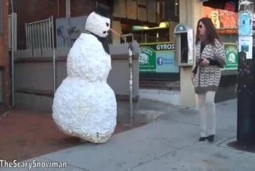 Blague du bonhomme de neige