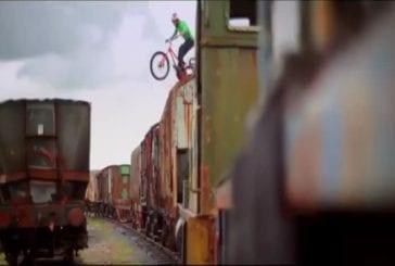 Maîtrise du vélo par Danny MacAskill