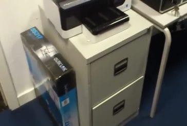 Système ultime pour ranger les documents sortant de l'imprimante