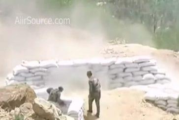Ce sergent sauve la vie de son soldat