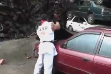 Véritable street fighter