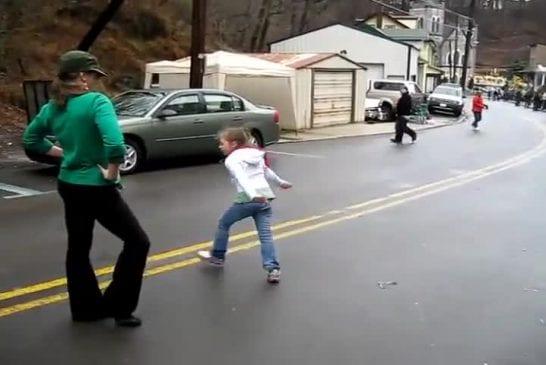 Danse de la St Patrick