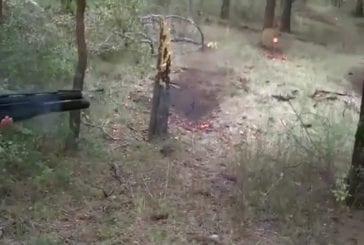 Fille de 13 ans qui tire incroyablement bien au fusil