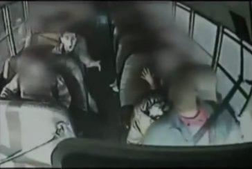 Jeune élève sauve ses camarades du crash d'autobus