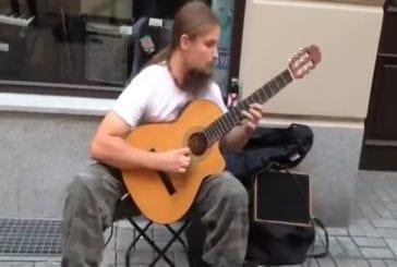 Guitariste polonais