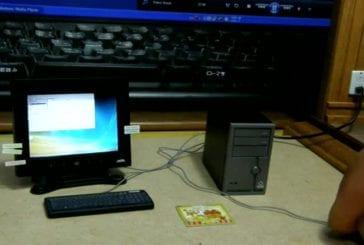 Regardez ce petit ordinateur