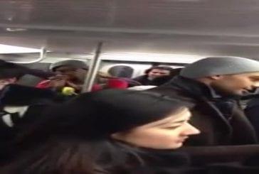Beatboxer dans le métro de New-York