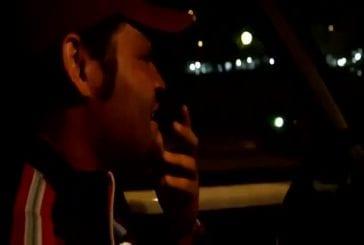 Michael jackson dans une cabine de camion