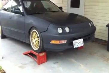 Réparation de voiture qu'il va falloir encore réparer