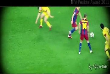 Les meilleurs goals de football de l'année