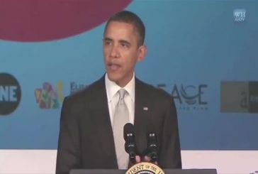 Barack Obama chante du LMFAO