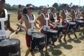 Le Phantom Regiment drumline
