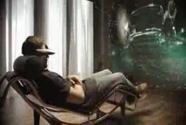 Casque Sony un home cinema en 3d portable