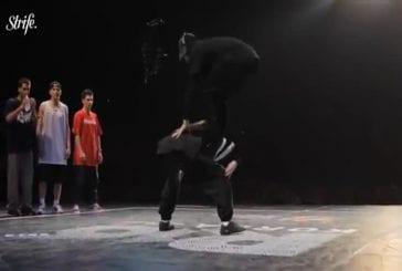 Breakdance de fou