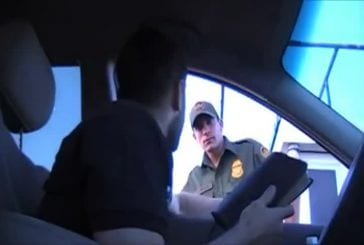Moyen rapide pour passer à travers un poste de douane