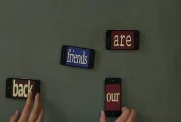 Iphone vidéo puzzle