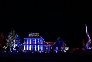 La plus belle illumination de noël 2011