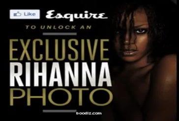 Le magazine esquire déshabille rihana