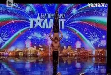 Les gros bras de la bulgarie a un incroyable talent