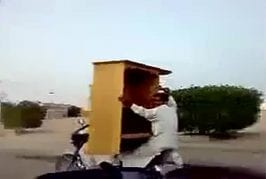 Livraison de meubles en Indes