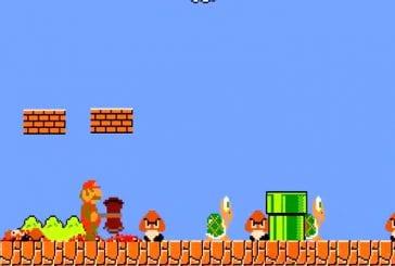 Pétage de plomb de Mario Bros