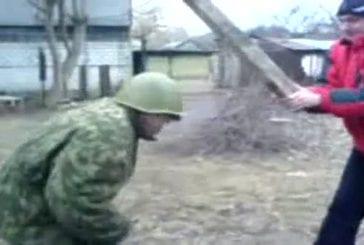 Test de casque militaire