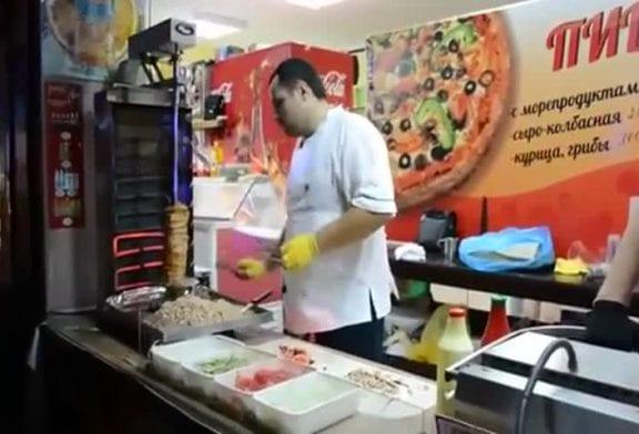 Le maître shawarma