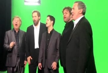 Gaither groupe vocal - The Star-Spangled Banner Acapella