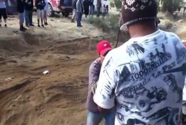 Spectateur inconscient lors d'un rallye