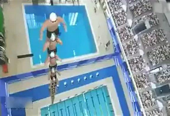 Méthode chinoise pour gagner le 50 mètres nage libre