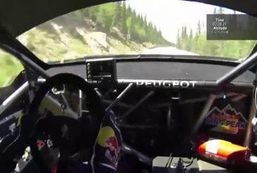 Peugeot 208 T16 Pikes Peak avec Sébastien Loeb