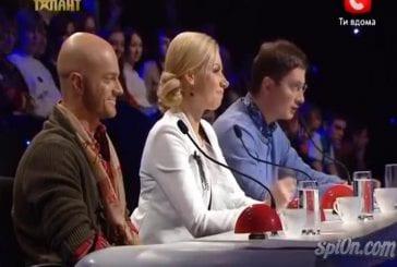 Pole Dance Incroyable Talent Ukraine 2013