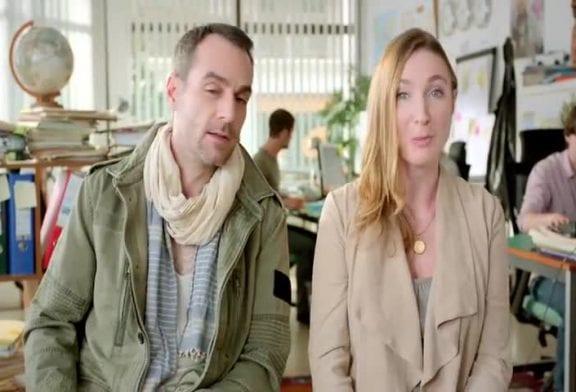 Un couple passe un entretien d'embauche