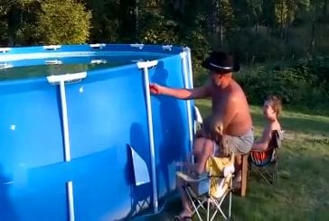 Vider sa piscine en 5 secondes