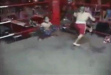 Nains font du combat MMA