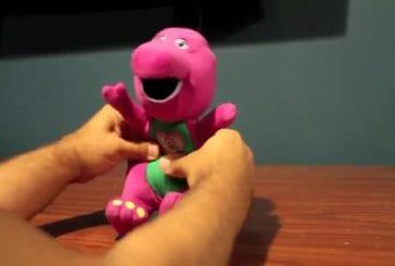 Barney est un pervers