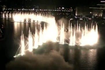 Incroyables fontaines dansantes