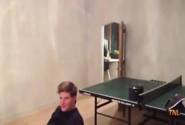 Saut de chaise Fail