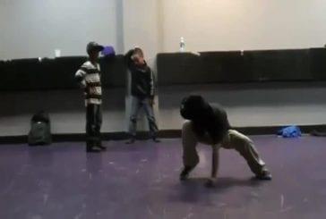Ces enfants sont tellement entrainant