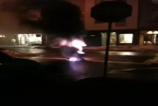 Explosion dans les rues de New York