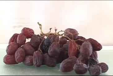Raisins secs en Time Lapse