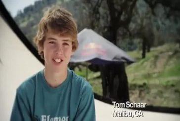 Tom Schaar réalise un 1080 degrés