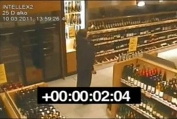Une nouvelle façon de voler au rayon alcool