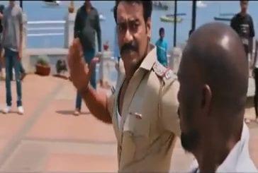 Scène d'action hilarante dans un film de Bollywood