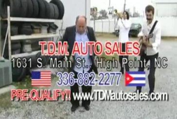 Gynécologue cubain réalise une publicité pour vendre des voitures