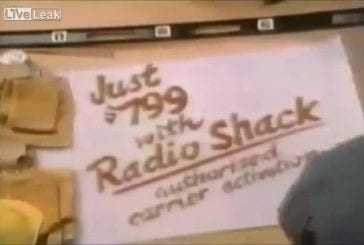 Publicité de 1980 pour les téléphones mobiles
