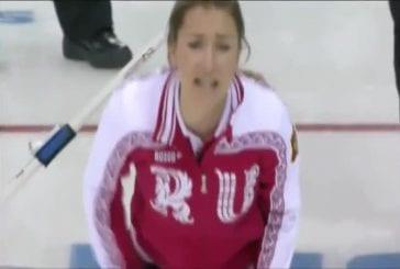 Les femmes et le curling