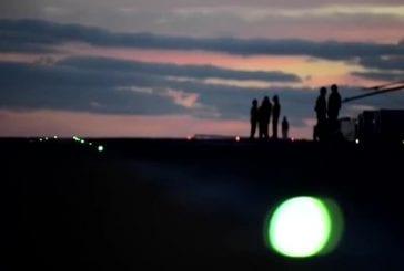 1er atterrissage vertical de nuit sur un porte-avion par un F-35